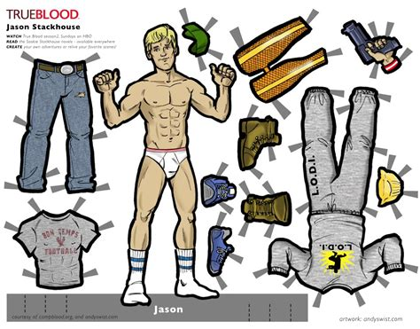 Lego Batman Wall Stickers jason paper doll true blood photo 26196806 fanpop