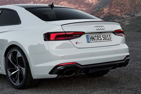 audi a5 rs 2018 audi rs 5 coupe drive review