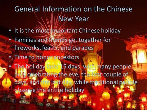 new year fireworks facts new year lantern festival ppt