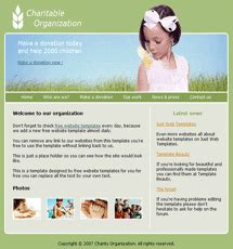 Free Website Templates With Family Kids Theme 1 Free Family Website Templates