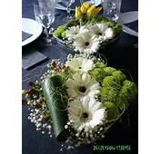 Du Blanc Toujours Vert Et Des Tulipes Jaunes Pour Rappeler Aux