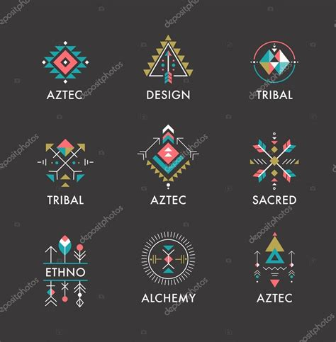 imagenes de simbolos alquimistas esoterismo alquimia geometr 237 a sagrada tribal aztecas