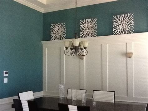 Dining Room Paneling Wood Paneling
