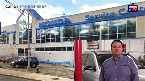 yonkers honda yonkers honda auto shop and collision commercial