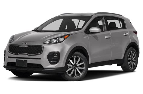 Kia Sporteg New 2017 Kia Sportage Price Photos Reviews Safety
