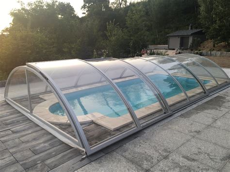 pool hard cover telescopic hard swimming pool covers inground solar pool