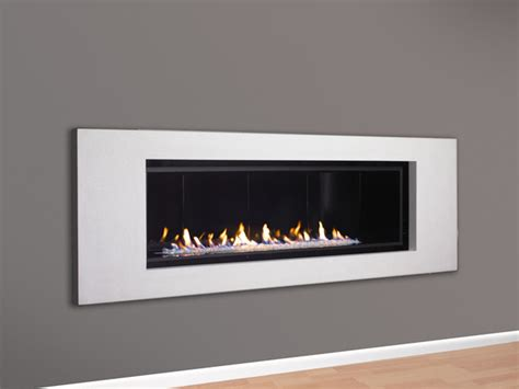 modern fireplace halcyon linear direct vent fireplace contemporary
