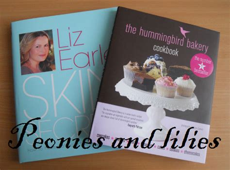 the hummingbird bakery cookbook 1784724165 two lovely new additions to my book collection peonies and lilies