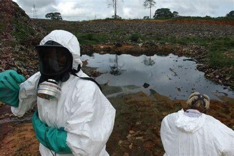 pollution en cote divoire deux ong reclament justice
