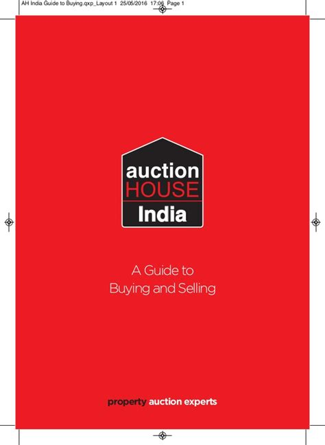 guide to buying and selling a house auction house india guide to buying and selling
