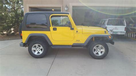 2005 Jeep Wrangler Sport For Sale 2005 Jeep Wrangler Sport For Sale In Grand Junction