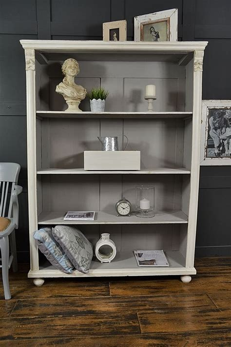 shabby chic white bookcase 17 best ideas about shabby chic bookcase on shabby chic shelves drawer shelves diy