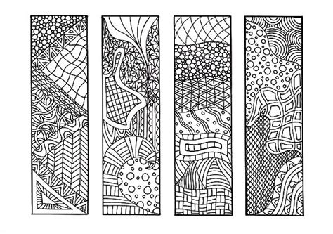 coloring page bookmarks free coloring pages of book marks