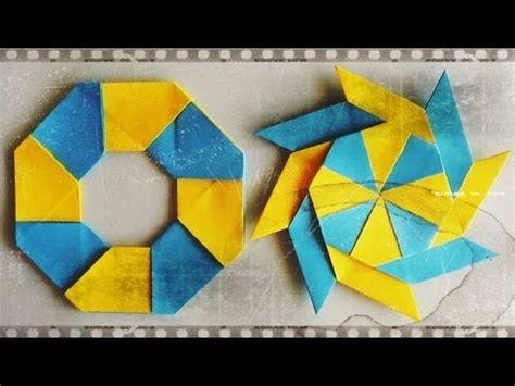 origami transformer tutorial shuriken origami transformer estrella ninja m 225 gica