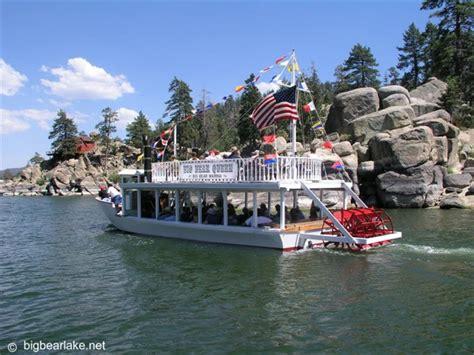 big bear queen boat tour summer photos of the lake