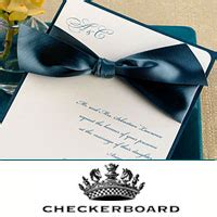 checkerboard wedding invitations lush wedding invitations save the date cards accessories
