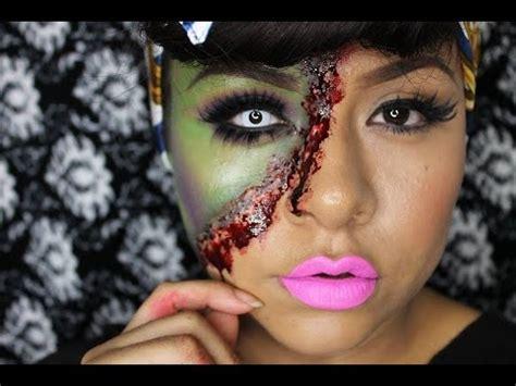 tutorial de zombie tutorial de maquillaje pin up zombie juancarlos960