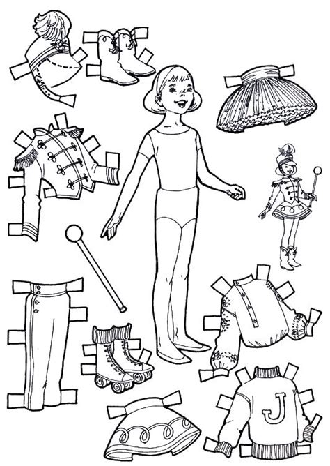 Make Cut Out Paper Dolls - 17 best images about paper dolls on retro home