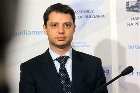 valentin zlatev bulgaria energy minister mulls removal of biofuel