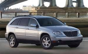 07 Chrysler Pacifica Car And Driver