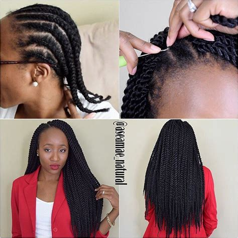 what type of hair for seneaglese crochet crochet senegalese twists 1 i braided my hair into 11