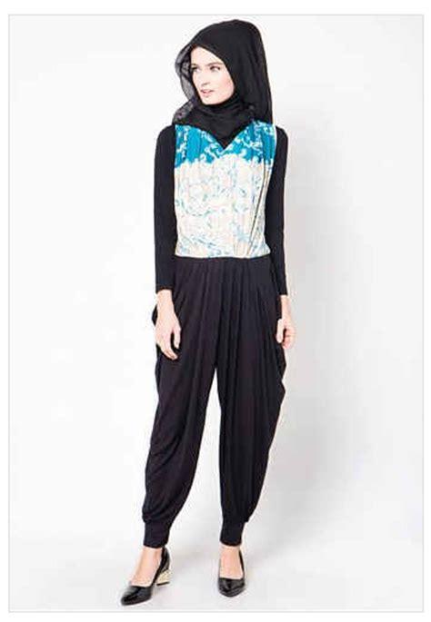 Baju Jumpsuit contoh foto baju muslim modern terbaru 2016 koleksi baju