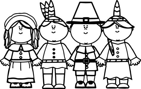 pilgrim coloring pages pilgrim american coloring page wecoloringpage