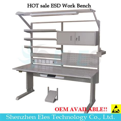 anti static bench customization available 1830mmx750mm anti static cleanroon