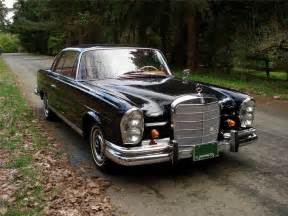 Mercedes 220se For Sale 1962 Mercedes 220se Coupe Barrett Jackson Auction