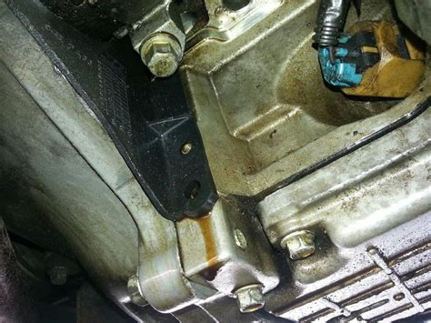 C5 Oil Leak Help W Pics Corvetteforum Chevrolet