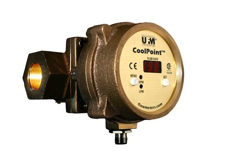 Vortex Shedding Flowmeter by Universal Flow Monitors Introduces Flowmeter