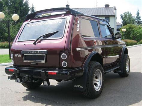 Lada Niva Tuning 1 Lada 4x4 Niva Russian Auto Tuning