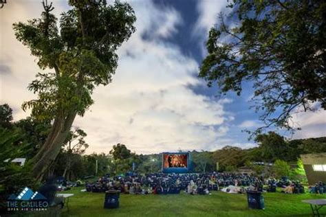 Open Air Cinema Botanical Gardens Botanical Gardens Open Air Cinema Kirstenbosch Gardens Newlands The Galileo Open Air Cinema