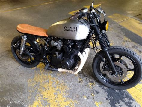 1980 Suzuki Gs850 Cafe Racer 17 Best Images About Suzuki Gs850 On