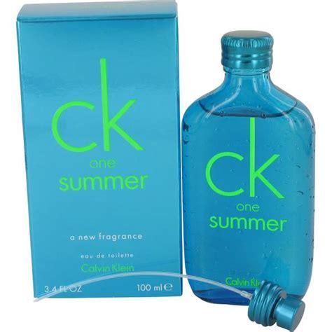Parfum Calvin Klein One Summer ck one summer perfume for by calvin klein