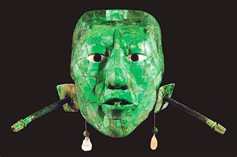 imagenes del jaguar jade experta explica el valor del jade en el mundo maya