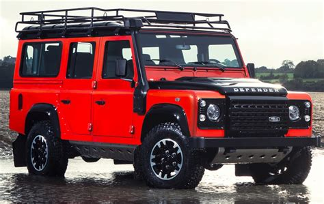 land rover defender 2015 special edition land rover defender adventure final limited edition 2015
