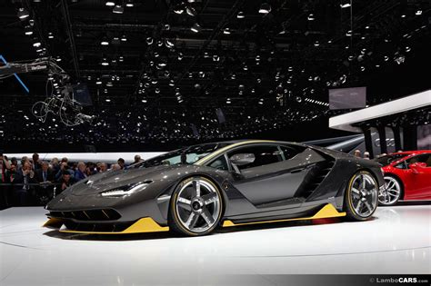New Limited Edition Lamborghini Centenario Lp770 4 2016 Centenario Lp770 12 Hr Image At