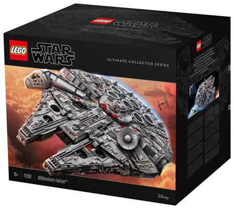 Ultimate Series the lego wars ultimate collector series millennium