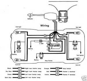 universal turn signal switch