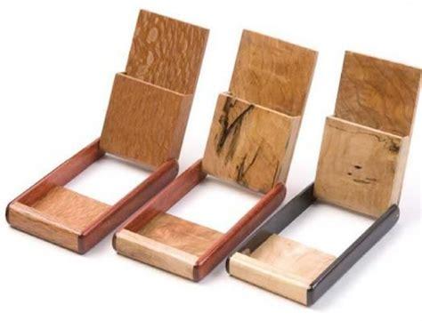 pocket business card holder fun woodworking ideas