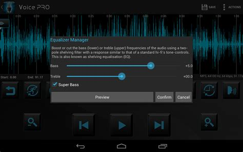 format audio hq voice pro hq audio editor android apps on google play