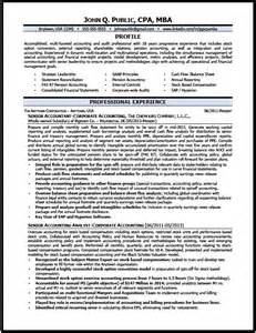 Senior Accountant Resume Example Senior Accountant Resume Writer The Resume Clinic