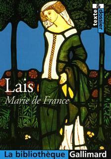 libro lais le livre de livre lais marie de france gallimard 201 ducation la biblioth 232 que gallimard 9782070300563