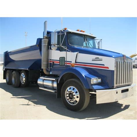 kenworth super truck 2004 kenworth t800 super 10 dump truck