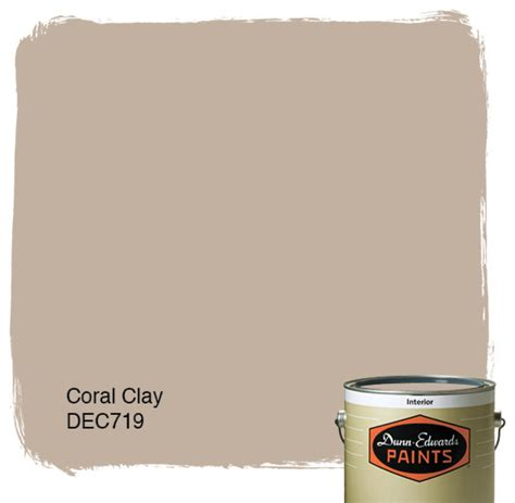 dunn edwards paints coral clay dec719