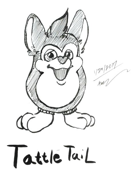 Tattletail Coloring Pages