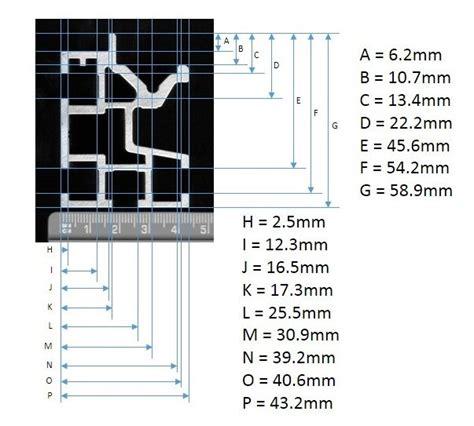 mft track dimensions mft profile image  measurements