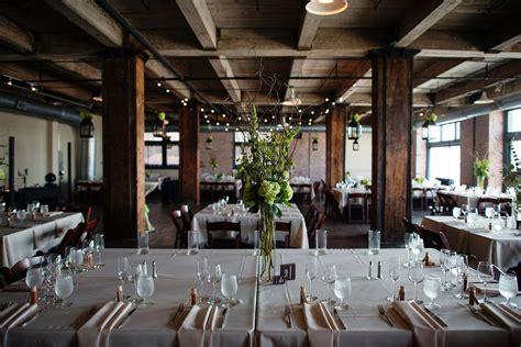 Feasts of Fancy Loft Space & Urban Courtyard, Wedding