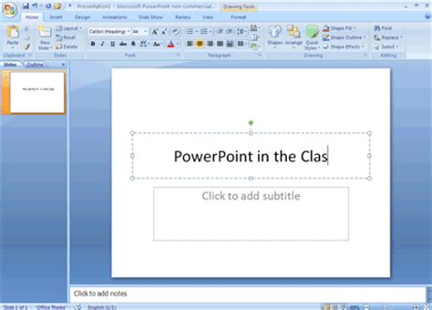 powerpoint tutorial na hrvatskom powerpoint title and subtitle pictures to pin on pinterest